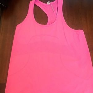 Brand New lululemon swiftly tech tank